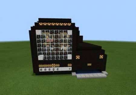 Мод Redstone Vending Machine - торговый автомат на Редстоуне