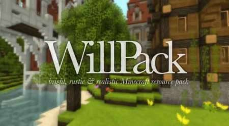 �������� WillPack HD Texture Pack ��� 0.10.5 � 0.10.4