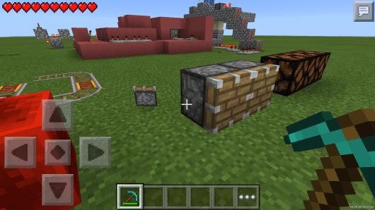 RedstoneCraft Mod для Minecraft PE