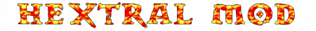 РПГ мод HEXTRAL v0.3 для Майнкрафт ПЕ