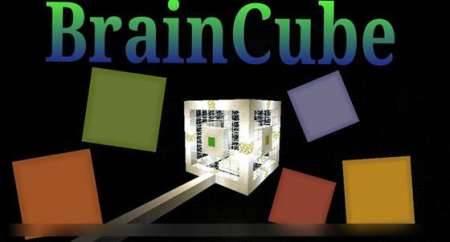 Карта-головоломка BrainCube для Minecraft PE