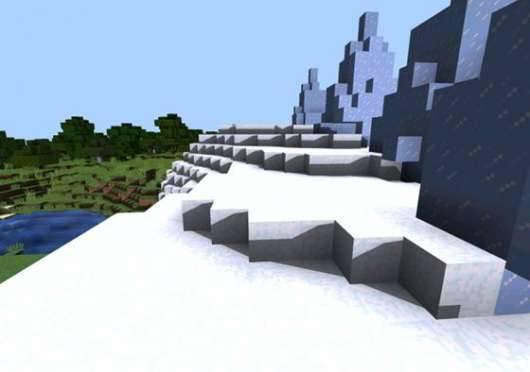 OpenGL 2.0 шейдеры от Ry v 2.3 для Minecraft PE