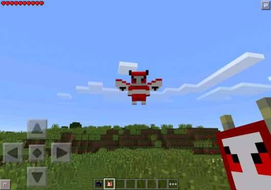 ��� Elemental Demon Pets - ������-������� � MCPE