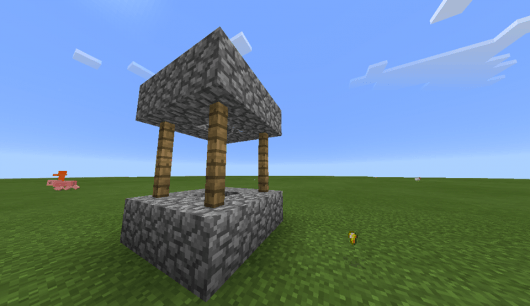 GTR Lucky Block Mod для Minecraft PE