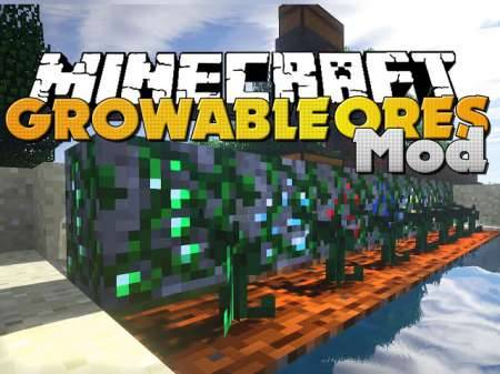 ��� Growable Ores - ���������� ���� � ��������� PE