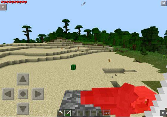 оружейный мод на minecraft pe 0.10.5 #1