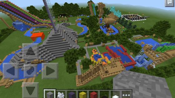скачать карту аквапарк для minecraft 1.7.2 #4