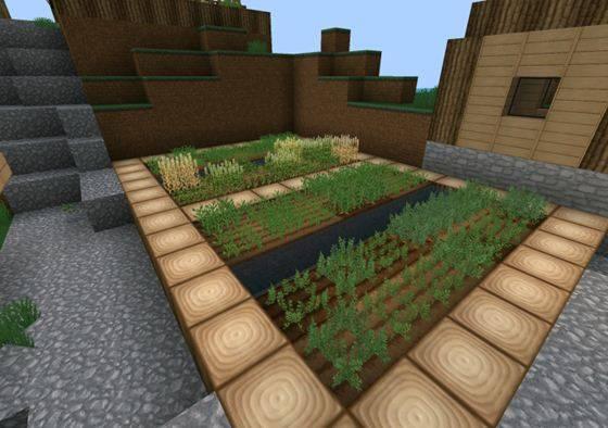 текстур пак для minecraft pe #11