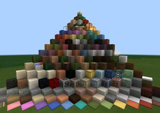 Ресурс пак soartex fanver для minecraft 1.8