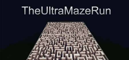 ����� UltraMazeRun - �������� � Minecraft PE