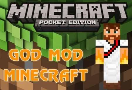 Мод Minecraft God - стань богом в Minecraft PE