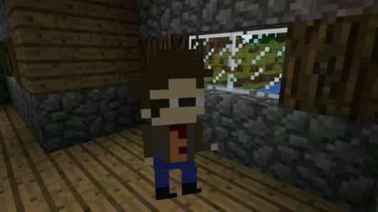 Мод WilliamTDR для Minecraft PE