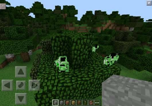 ��� Hostile World - ���������� ��� � Pocket Edition