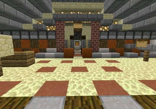 Карта Sroren [Adventure] для Minecraft PE