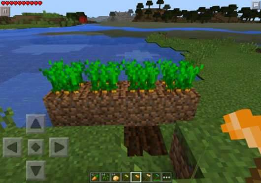 Мод Ultimate Farmer - ферма в Minecraft PE
