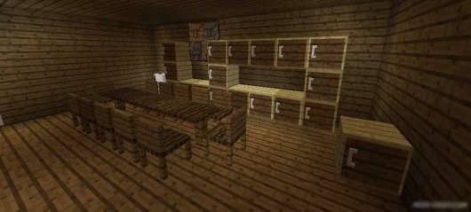 MrCrayfish's Furniture Mod - мебель в Minecraft PE 0.13.0 и 12.3