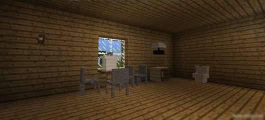 MrCrayfish's Furniture Mod - мебель в Minecraft PE 0.13.0 и 12.3