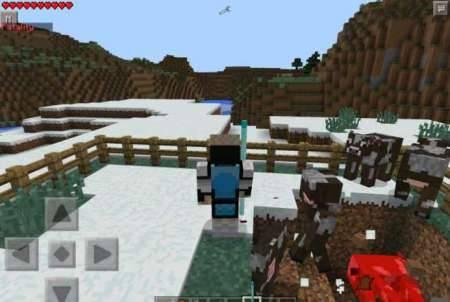 Mortal Kombat Mod для Minecraft PE