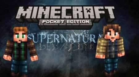 Мод SuperNatural PE для Minecraft PE