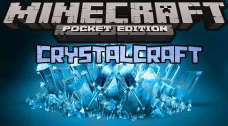 Мод Crystal Craft для Minecraft PE
