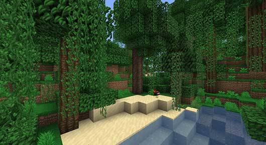 Ovo's Rustic Redemption Texture Pack для Minecraft PE