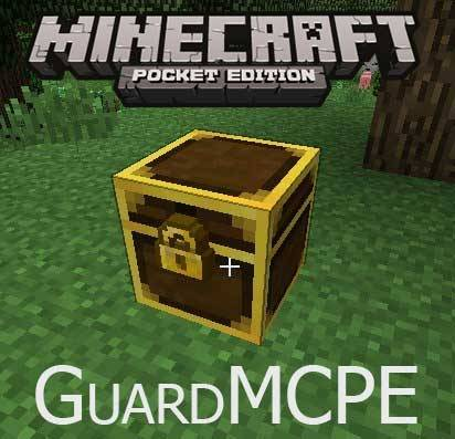 Плагин PocketGuard (GuardMCPE) v2.1.1 - приват сундуков в Minecraft PE