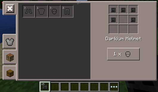 ��� More Armor v5.0 - ����� ����� � Pocket Edition