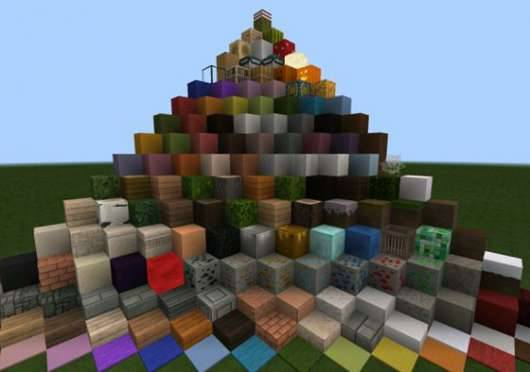 PvP-текстурпак Capitan Jay для Minecraft PE