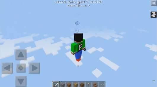 Potion Effect Mod - новые эффекты в Minecraft PE