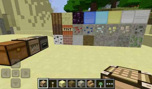 Smoothic Texture Pack для Pocket Editon