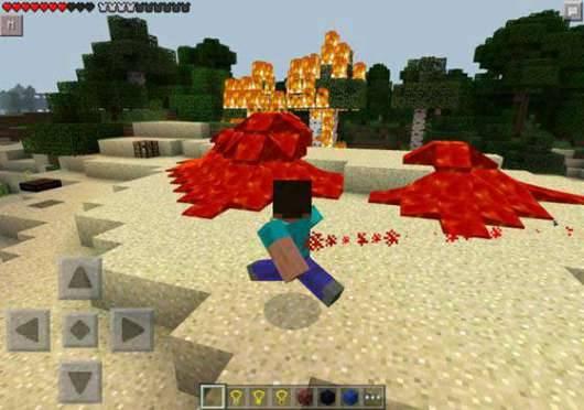 Мод Elemental Pendents - Магические кулоны в Minecraft PE