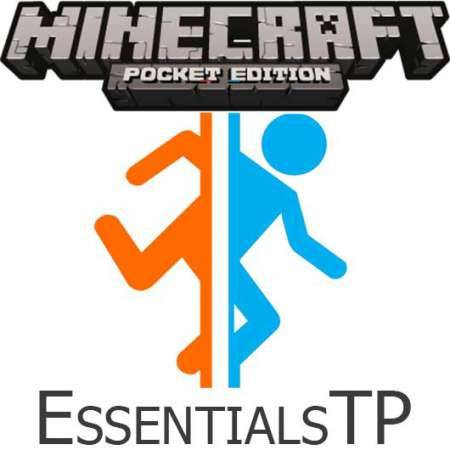 ������ ������������ EssentialsTP v1.0.9 ��� Minecraft PE