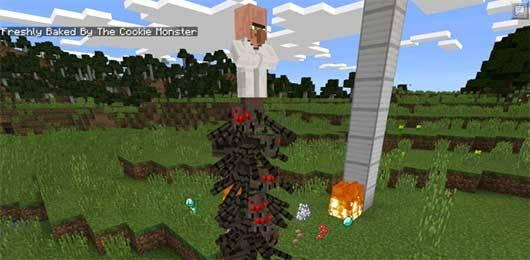 Random Block Mod - Случайные блоки в Minecraft PE