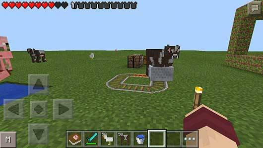 Craftable Mobs ����� ����� � Minecraft PE