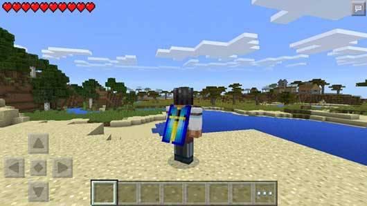 Capes Mod - Плащи в Minecraft PE