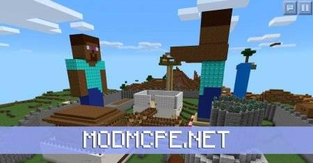 Наш сервер Minecraft PE 0.11.1 и 0.11.0 Полная Версия