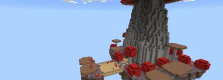 Карта Skyshroom - Мухоморонебоскреб
