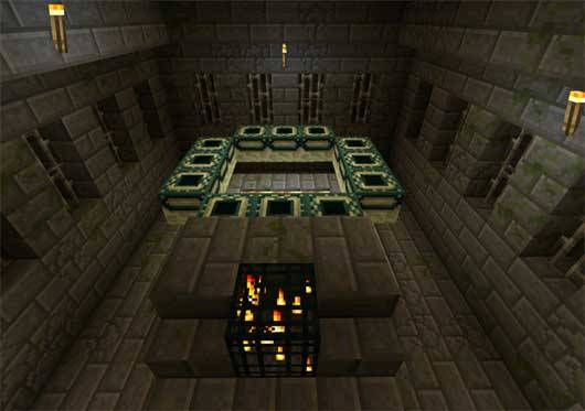 Ender Dragon мод для Minecraft PE