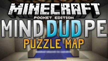 Карта головоломка MindDud PE
