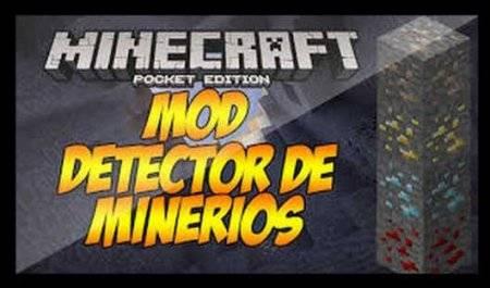 Miners Detector - Детектор руд для MCPE