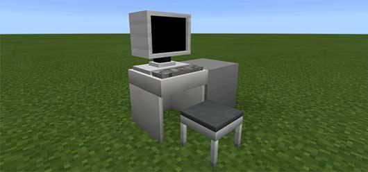 Dan's Furniture Mod - Мебель в Minecraft PE