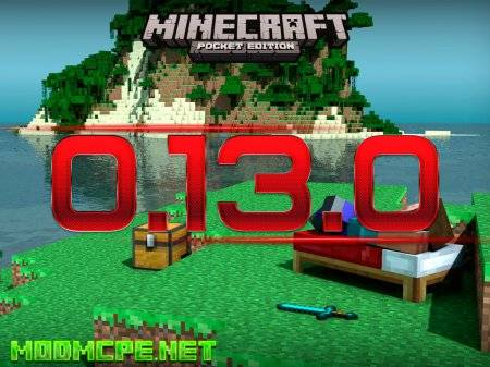 ������� Minecraft PE (MCPE) 0.13.2 � 0.13.1 - Pocket Edition ��� �������