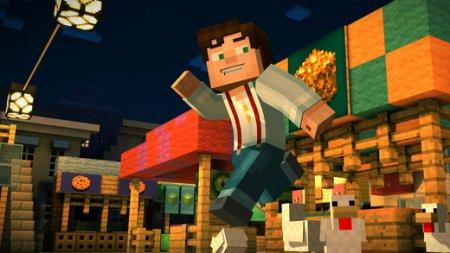 Скачать Minecraft PE: Story mode