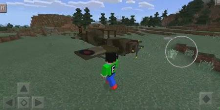 Advance Vehicles Mod для Minecraft PE