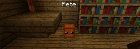 Halloween Mod для Minecraft PE