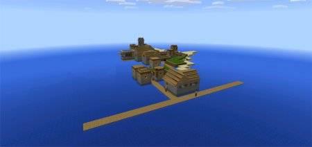 Сид Island Village с Кузницей