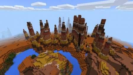 Лучшие сиды для Minecraft PE