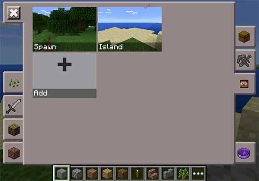 Мод ToolBox v4.1 - Тулбокс для Minecraft PE
