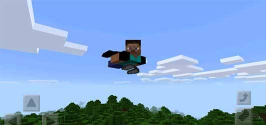 Мод Elytra Wings - Крылья в Minecraft PE