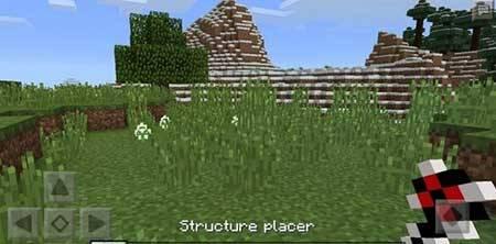 Мод InstaHome - Быстрая постройка домов для Minecraft PE